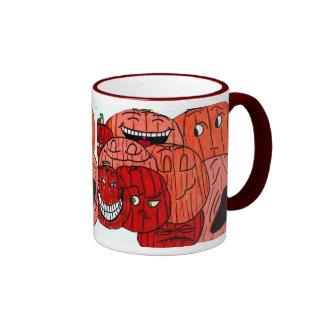 HALLOWEEN SILLY PUMPKINS cup Mugs
