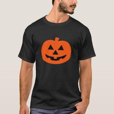 Halloween Themed Halloween Silver Shamrock Logo Front & Back T-Shirt
