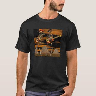 Halloween Skeleton Concert T-Shirt