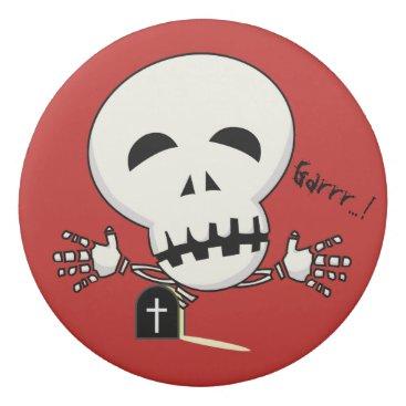Halloween Themed Halloween skeleton eraser