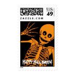 Halloween Skeleton! Stamps