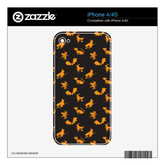 Halloween Skins For The iPhone 4S
