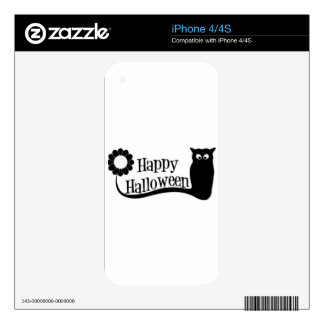 Halloween Skins For The iPhone 4