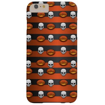 Halloween Themed Halloween Skin Barely There iPhone 6 Plus Case