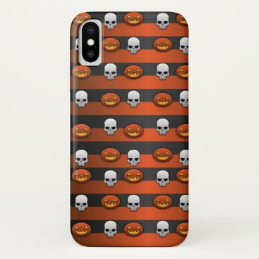 Halloween Themed Halloween Skin iPhone X Case