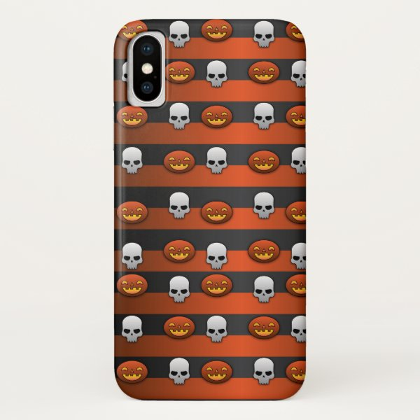 Halloween Skin iPhone X Case