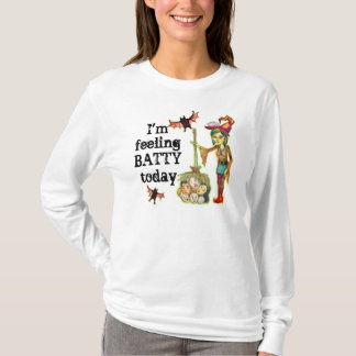 Halloween - Skinny Witch T-Shirt