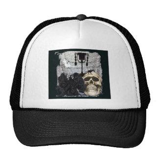 Halloween Skull-008 Trucker Hat