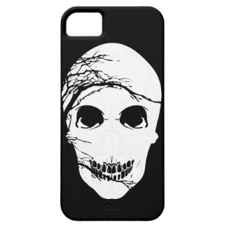 Halloween Skull 2 iPhone SE/5/5s Case