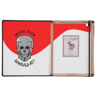 Halloween Skull Covers For iPad