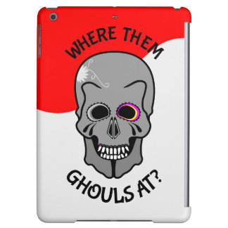 Halloween Skull Case For iPad Air