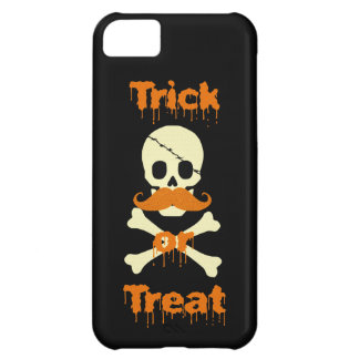 halloween skull cover for iPhone 5C