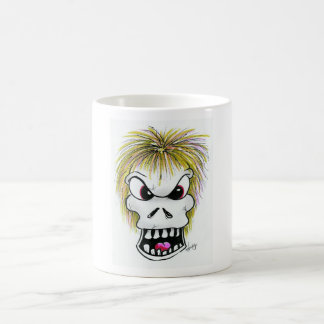 Halloween Skull Mug