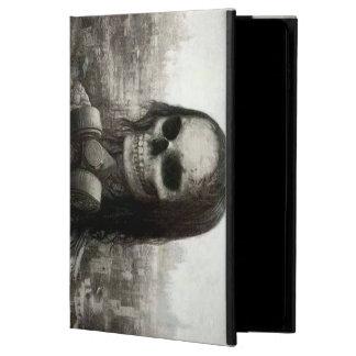 halloween skull powis iPad air 2 case