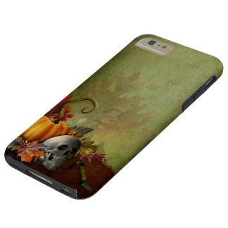 Halloween Skull Tough iPhone 6 Plus Case