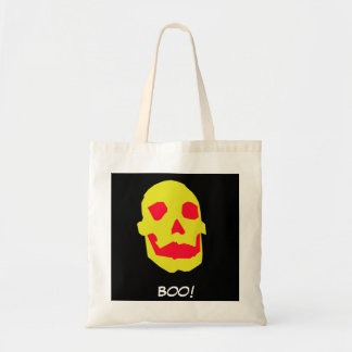Halloween Skull Trick or Treat bag