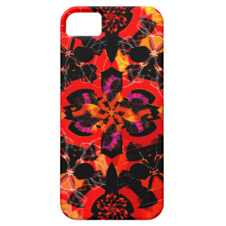 Halloween | Skulls and Flowers | iPhone 5 Case B