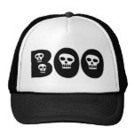 "Halloween Skulls ""Boo"" Hat"