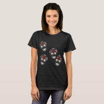 Halloween Skulls T-Shirt