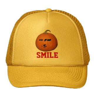 Halloween Smile Trucker Hat