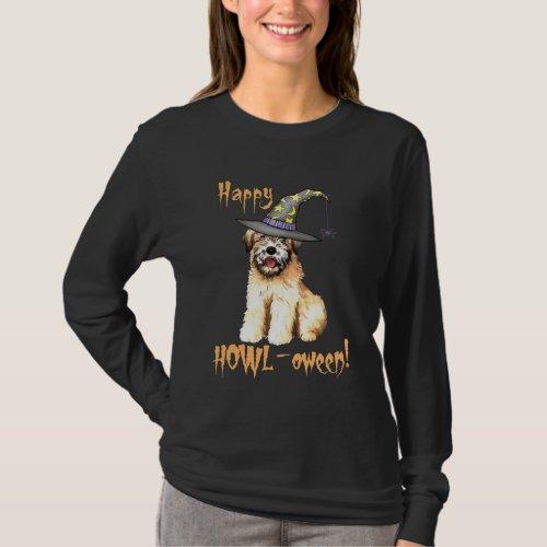 Halloween Soft Coated Wheaten Terrier T_Shirt