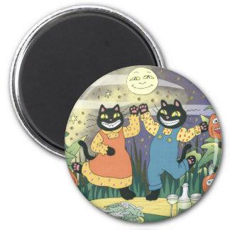 Halloween Soiree Magnet