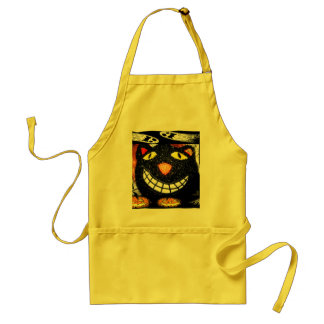 Halloween Special_ Adult Apron