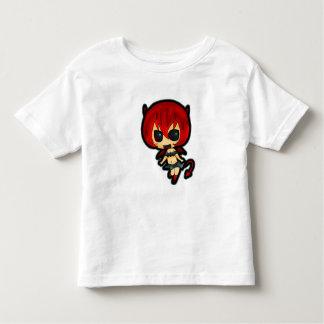 Halloween Special Devil Girl Toddler Tee