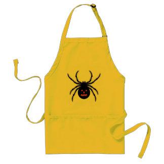 Halloween Spider Apron