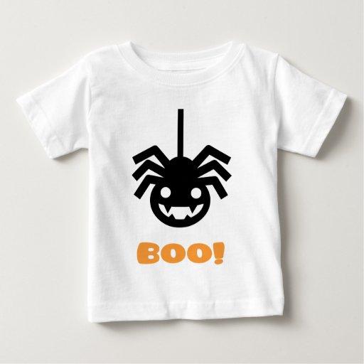 Halloween Spider Baby T Shirt Zazzle