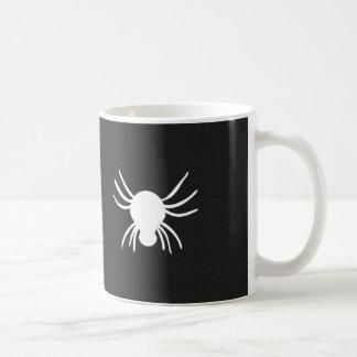Halloween SPIDER Black White Gift Collection 3 Coffee Mug