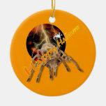 Halloween Spider Christmas Ornament
