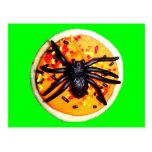 Halloween Spider Cookie Postcards