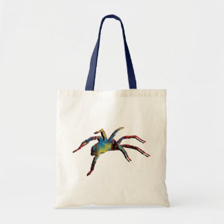 Halloween spider creepy crawly trick or treat bags