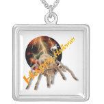 Halloween Spider Custom Necklace
