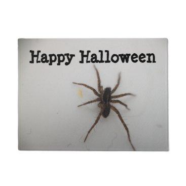 Halloween Themed Halloween Spider Doormat