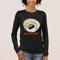 Halloween Spider Holiday womens t-shirt
