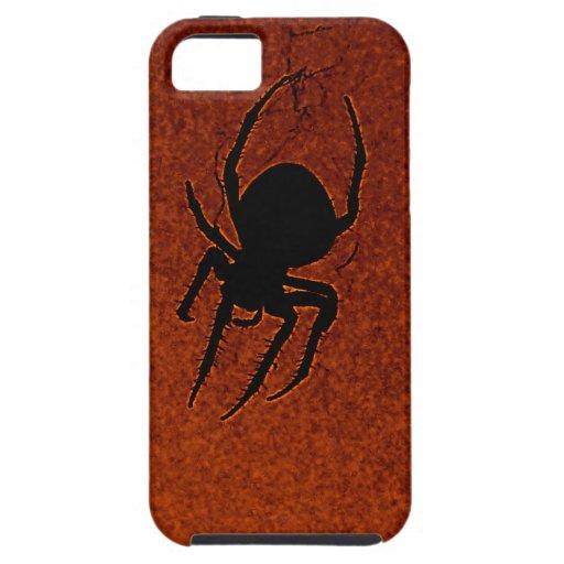 Halloween Spider iPhone 5 Cases