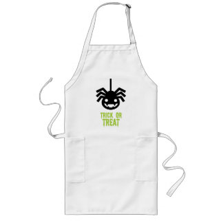 Halloween Spider Long Apron