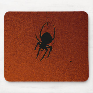 Halloween Spider Mouse Pad