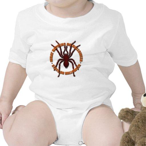Halloween Spider Shirts