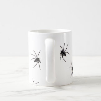 Halloween Spiders Coffee Mug