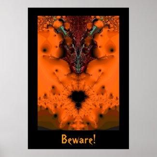 Halloween Spirit print
