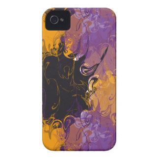 Halloween splash iPhone 4 cases