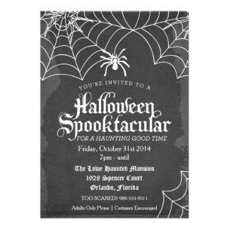 Halloween Spooktacular Invitation - Costume Party