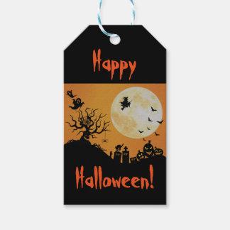 Halloween Spooky Fun Gift Tags