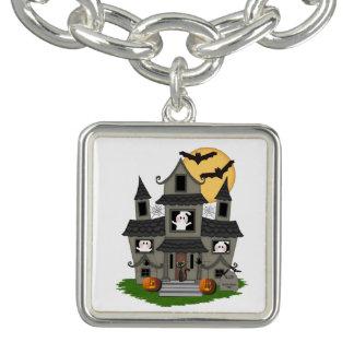Halloween Spooky House Bracelet
