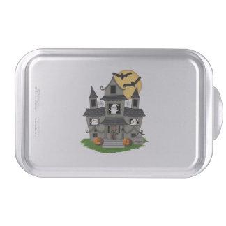 Halloween Spooky House Cake Pan