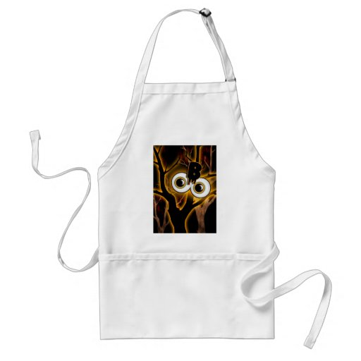 Halloween spooky party kids adults adult apron
