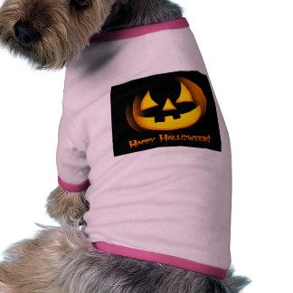 Halloween - Spooky Pumpkin Pet T-shirt